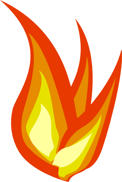 Clip Fire Public Domain Art