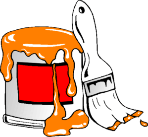 Paint Tin Clip Art