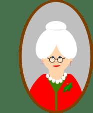 Mrs. Claus Clip Art