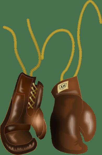 Boxing Gloves Clip Art At Clker Com Vector Clip Art