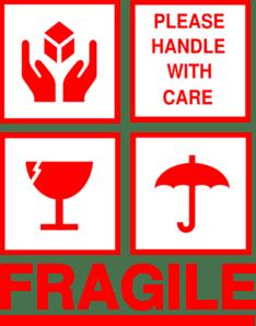 fragile_fragile的意思 - 隨意云