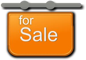 For Sale Clip Art