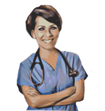 Medical Professional Clip Art