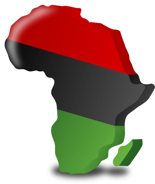 Africa Clip Art At Clker Com Vector Clip Art Online Royalty Free Public Domain