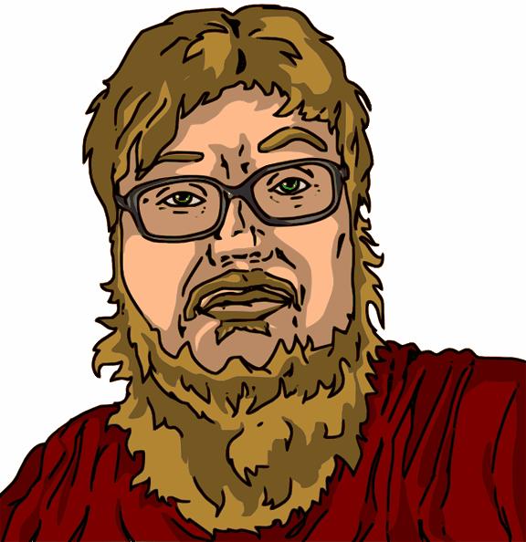 Bearded Man Clip Art at Clker.com - vector clip art online ...