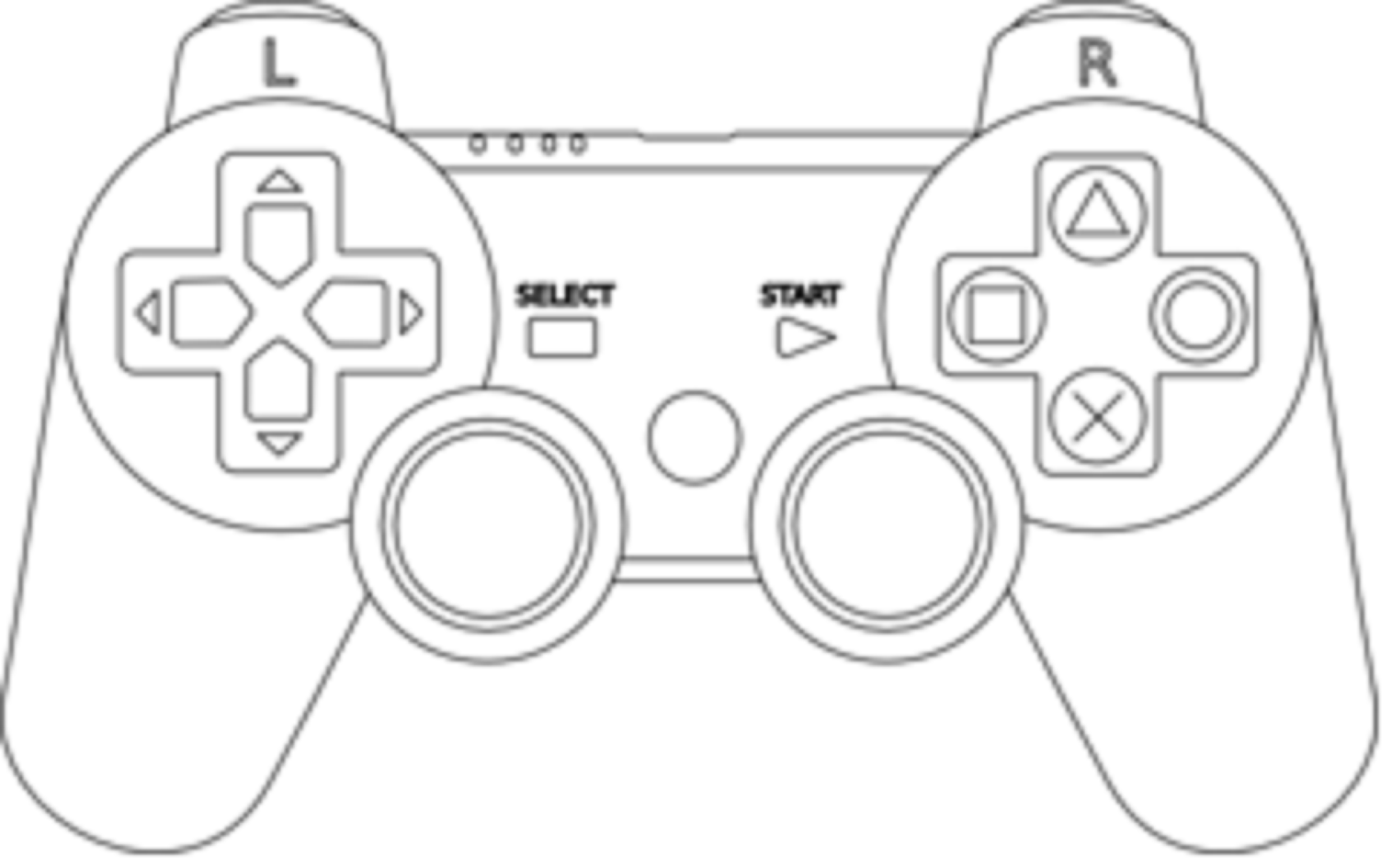 Game Controller Free Images At Clker