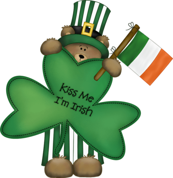 Image result for free Clip Art St. Patrick's Day Food transparent