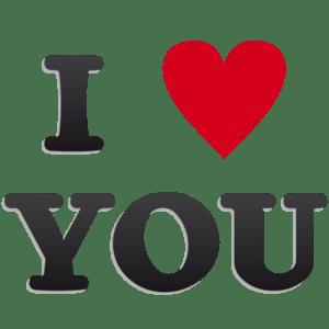 Download Heart I Love You | Free Images at Clker.com - vector clip ...