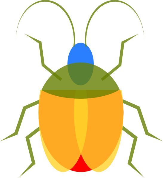 Insect Clip Art At Vector Clip Art Online