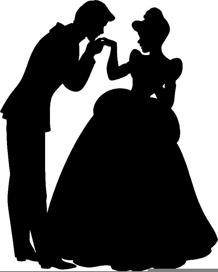 12 And Prince Kissing Cinderella Charming