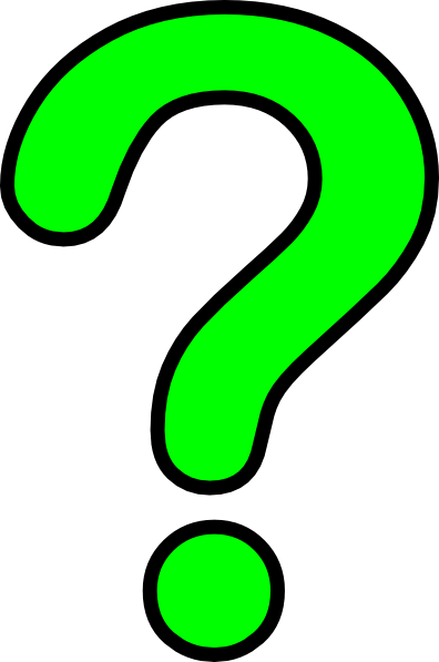 Image result for free clip art question mark TRANSPARENT