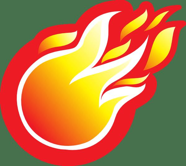 Photo avatar cartoon ff cartoon logo free fire best cartoon wallpaper. Fire Ball Icon Clip Art at Clker.com - vector clip art ...