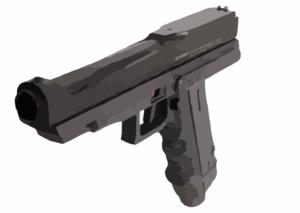Tag Pistol Clip Art at Clker.com - vector clip art online ...