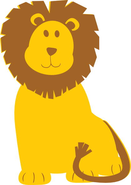 Lion Clip Art At Clker Com Vector Clip Art Online Royalty Free Public Domain