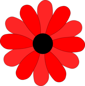 Image result for free clip art daisy flower