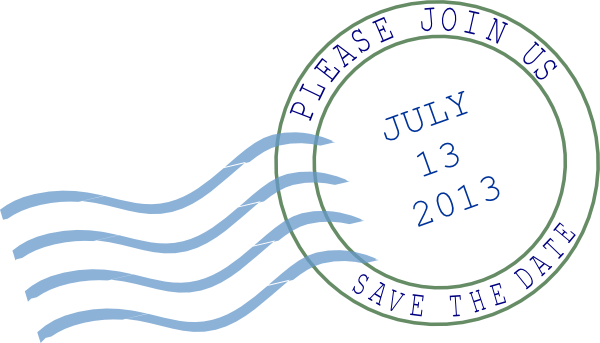 Save Date Calendar Invite