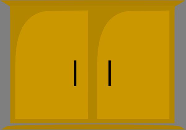 Cupboard Clip Art At Vector Clip Art Online