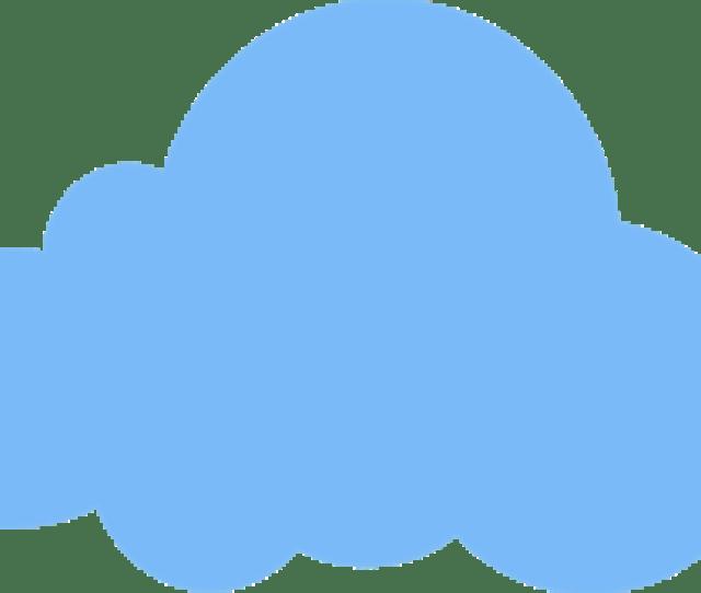 Cloud Clip Art At Clker Com Vector Clip Art Online Royalty Free