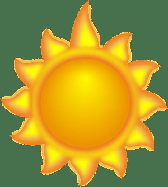 Image result for sun cartoon