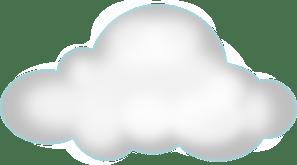 Cloud Clip Art At Vector Clip Art Online
