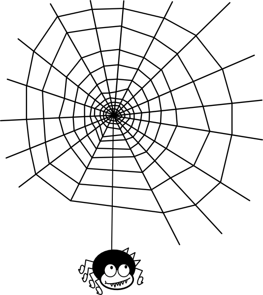 Spider Webs: Creepy or Cool? – Math Projects