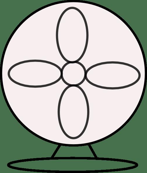 Electric Fan Clip Art At Vector Clip Art