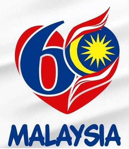 Happy 60th Merdeka Celebration to all Malaysians