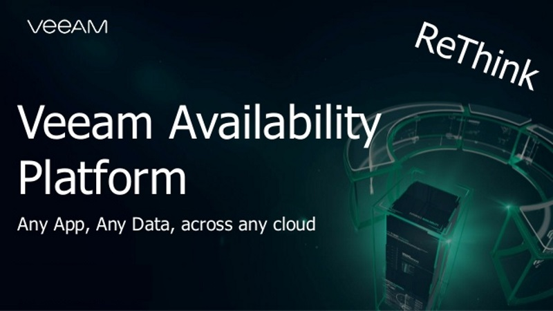 You're Invited | Veeam Availability Platform Workshop