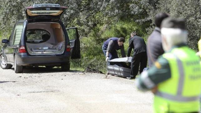 Fallece un conductor tras colisionar con un autobús que iba vacío en La Roda - Imagen de archivo de un accidente de tráfico con fallecido
