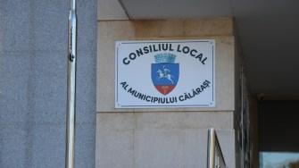 Consiliul Local Călărași. FOTO Adrian Boioglu