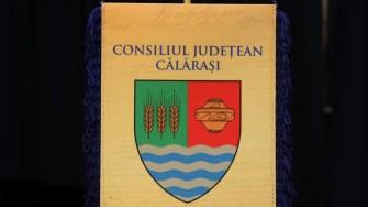 Consiliul Județean Călărași. FOTO Adrian Boioglu