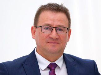 Marius Dulce, primarul municipiului Călărași. FOTO Facebook M. D.