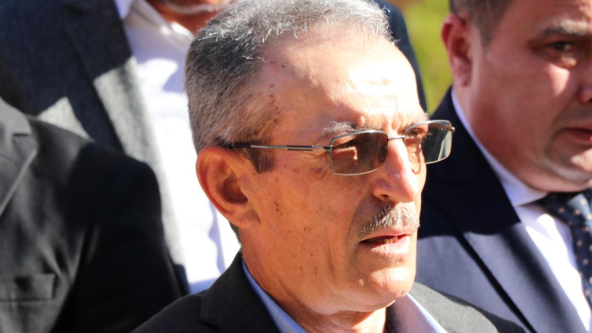 Marian Stoica, prefectul județului Călărași. FOTO Adrian Boioglu