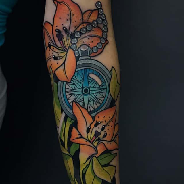 Cloak And Dagger Tattoo Parlour London