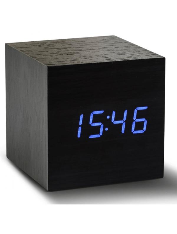 click-clock-cube-zwart-met-blauwe-led