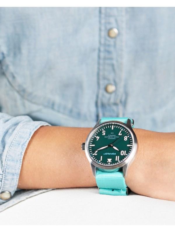 Pop Pilot classic sea green