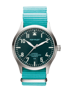 Pop Pilot classic sea green