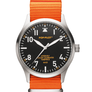 Pop Pilot classic orange 1