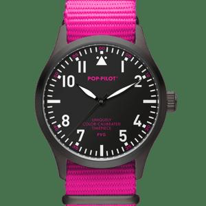 Pop Pilot neon pink