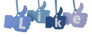 Blue Likes for Facebook