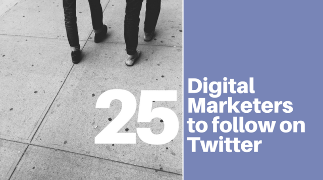 25 Digital Marketers to Follow on Twitter (6)