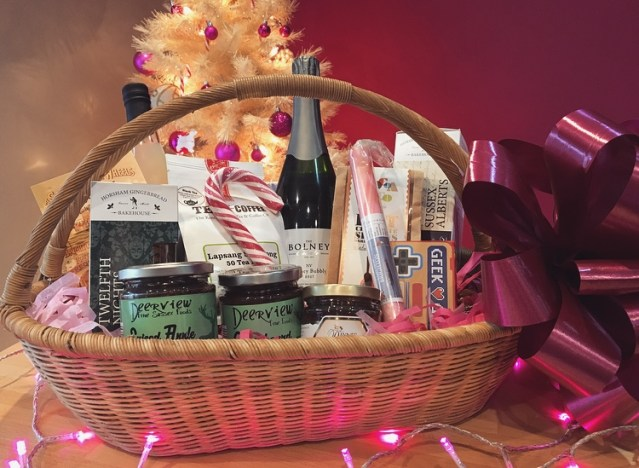 Christmas hamper to win!