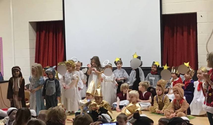 Our 'First Nativity'!