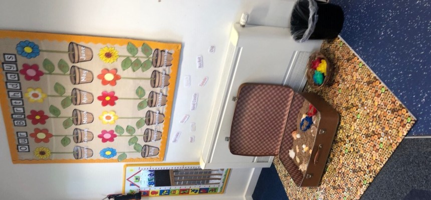 Welcome Back to the 'New Look' Clopton Nursery!