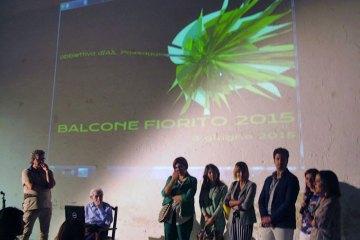 Balcone Fiorito 2015