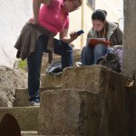 abitazioni ipogee del centro storico di Massafra (TA)