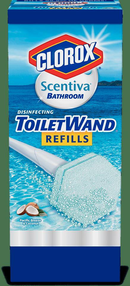 clorox toiletwand refills