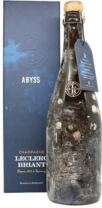 champagne leclerc briant cuvee abyss 2013