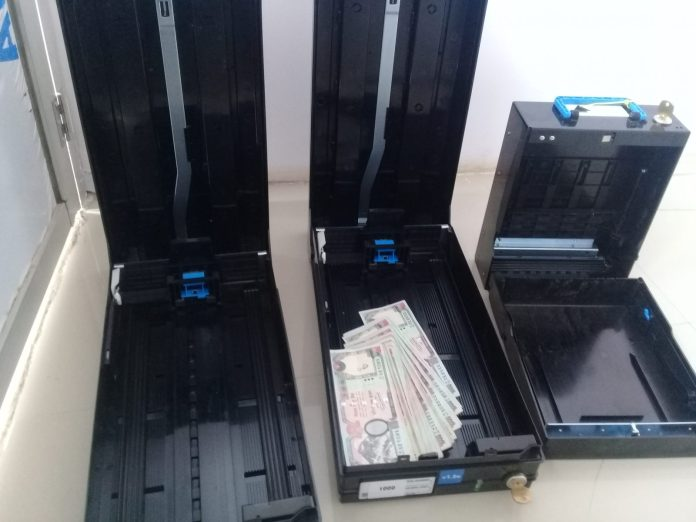 cash cassette