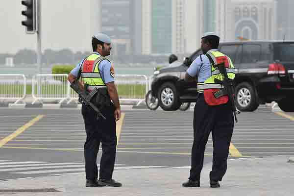 Qatar police jobs